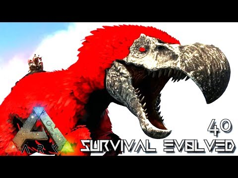 ARK: SURVIVAL EVOLVED - NEW ALPHA DODOREXY & UNICORN TAMING !!! E40 (MODDED ARK EXTINCTION CORE)