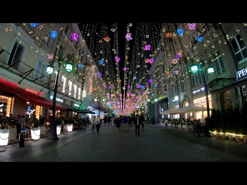 ⁴ᴷ⁵⁰ Walking Moscow: Moscow Center - Interactive Video - Part 2 (2⁄3): Move Forward to Tverskaya St.