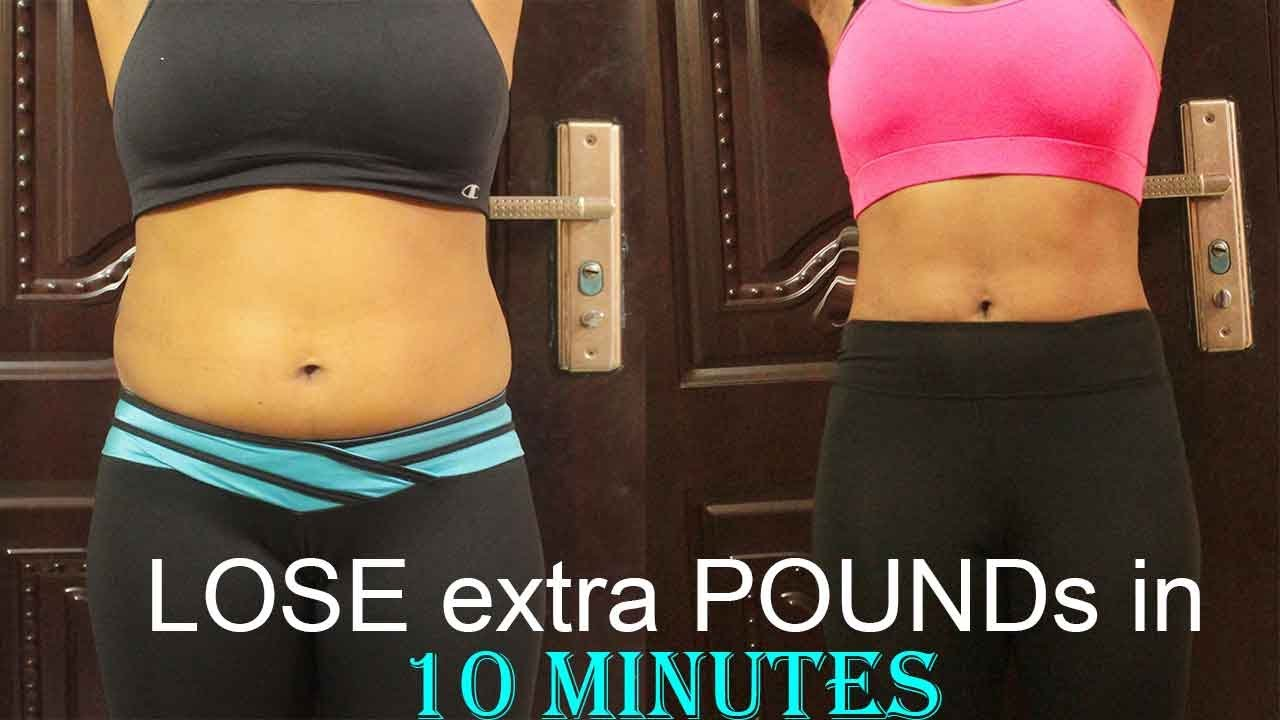 How To Lose Weight Fast At Homequickest Way To Lose Weight In A Week10min  Exercises To Lose Weight