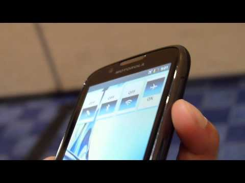 Motorola ATRIX 2 Hands-on