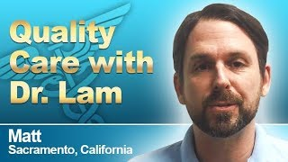 Matt's Recovery Journey from Adrenal Fatigue Syndrome with DrLam.com