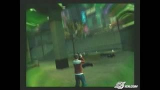 NARC PlayStation 2 Gameplay - Smoking Weed