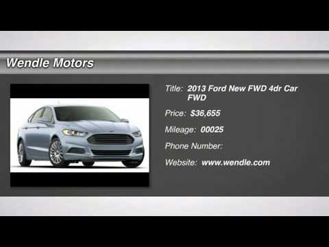 Car Dealerships Spokane Wa >> 2013 Ford Fusion Spokane Wa 1201192