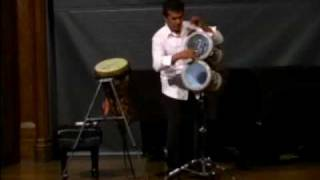 Gamal Gomaa Master of Percussion .part 1/2