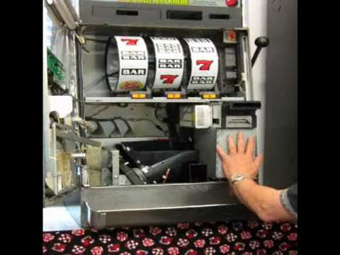 How To Take Out Cash From The Cash Box