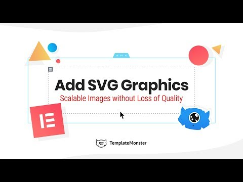 How to Add SVG Images on WordPress with Elementor and
