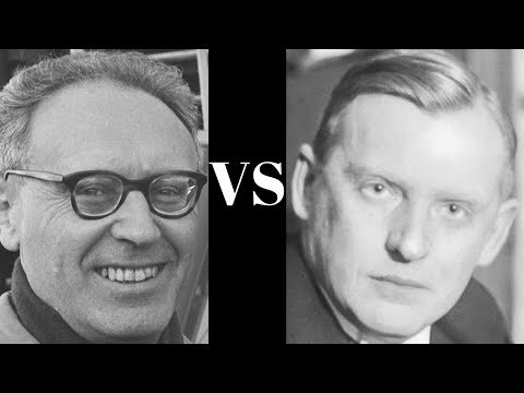 Evolution of Chess Style #141 : Mikhail Botvinnik vs Alexander Alekhine - Opening disadvantage