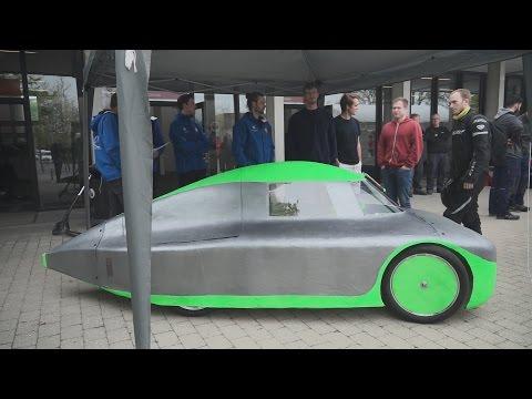 Lille dansk brintbil skal konkurrere i Shell Eco Marathon