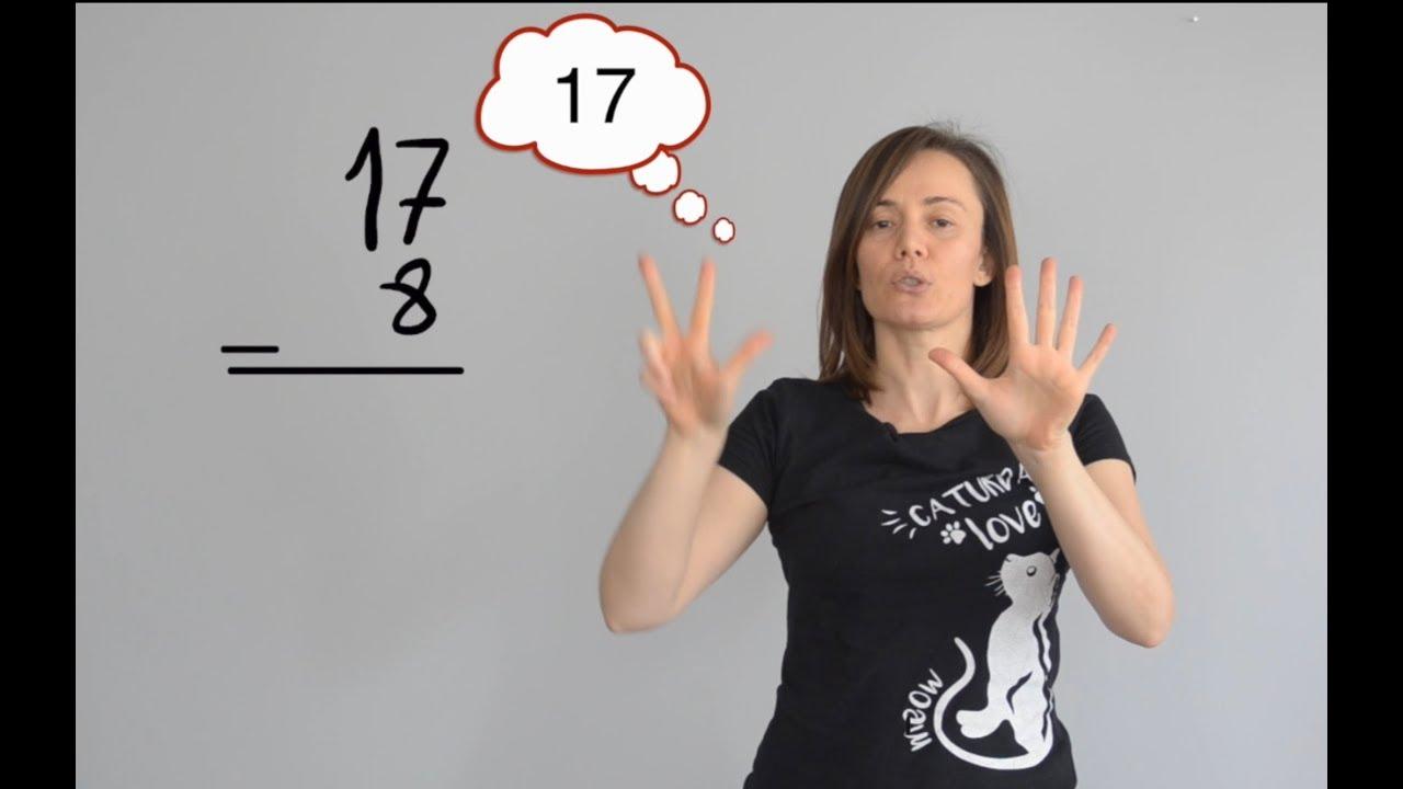 Oyunlarla Matematik - Eksileni Bulma
