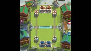 Minions are insane! 2v2 Quick match #4: Clash Royale