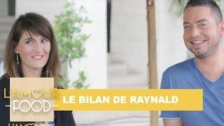 Caroline Ithurbide fait le bilan avec Raynald et Lucie - L'AMOUR FOOD
