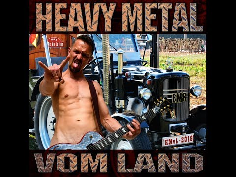 Heavy Metal vom Land - System Burnout by ElectricManiacRectifier