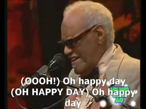Ray Charles - Oh Happy Day