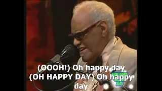 Ray Charles Oh Happy Day Youtube