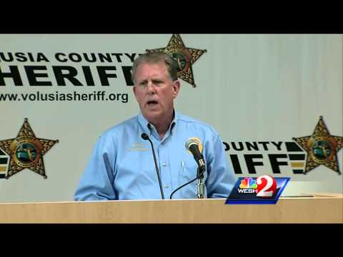 Full video: Sheriff announces charges against mom who drove into ocean