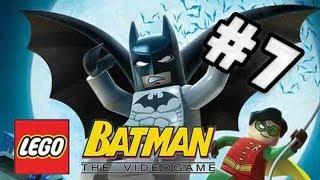 Let's Play LEGO Batman: The Videogame - Story - Part #7 – Mission 2-2 - Batboat Battle
