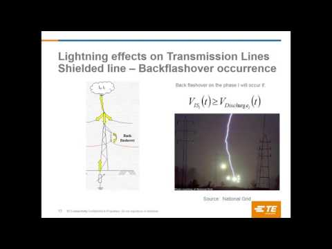 Lightning Effects on Overhead Transmission Lines and Procedures to Improve Transmission Line Lightni