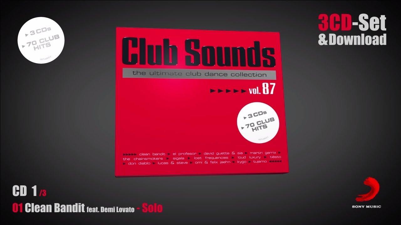 Club Sounds Vol 87 | ClubSounds de
