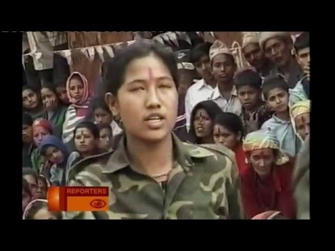 Sue Lloyd-Roberts - BBC Reporters Special - Nepal, maoist insurgency, 2002