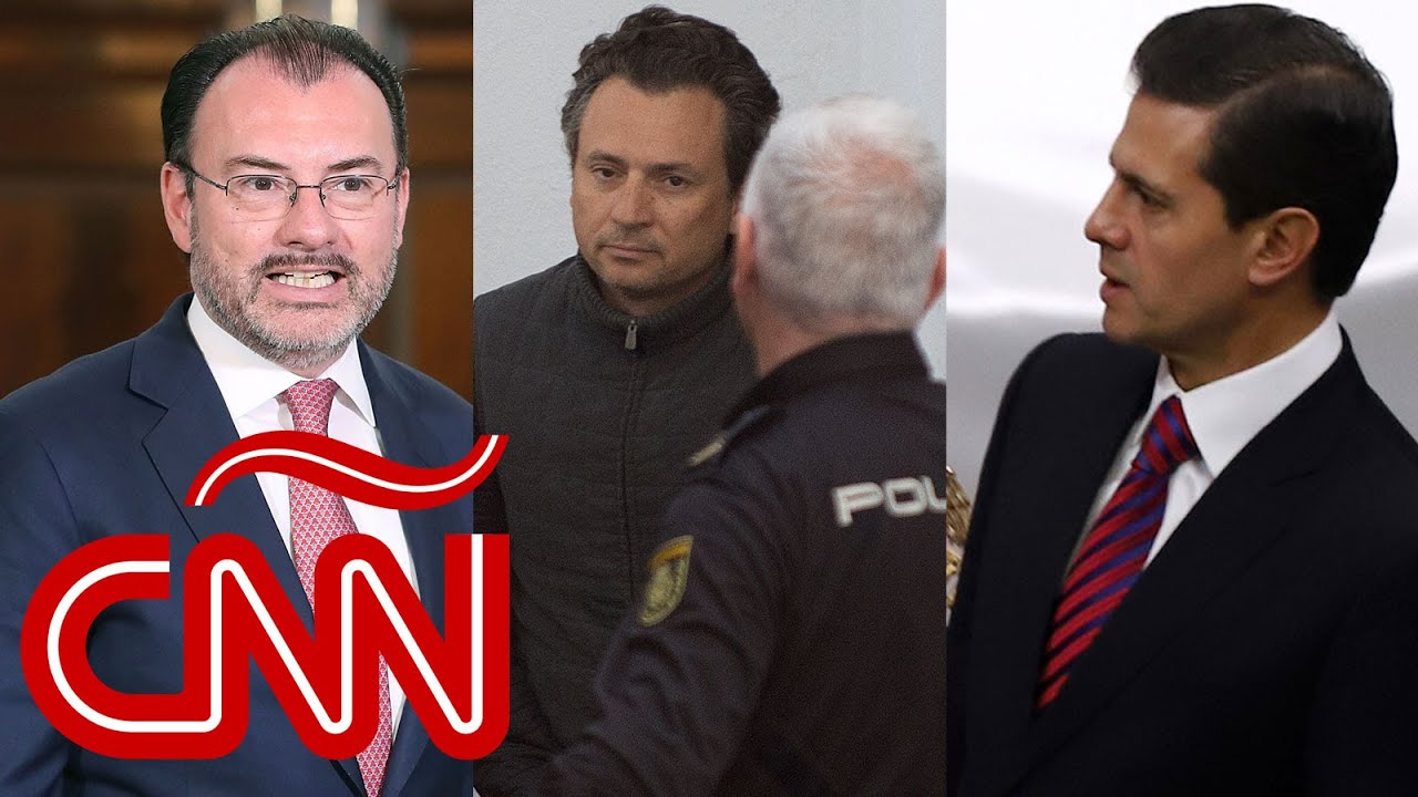 Lozoya señala a Peña Nieto y Videgaray por presunta corrupción en caso Odebrecht, según fiscal