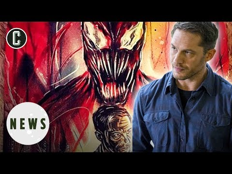 Tom Hardy Confirms Carnage in Venom Movie