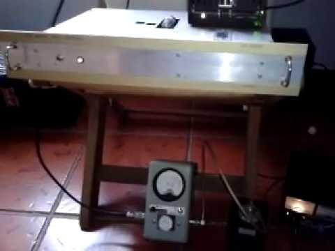 Pirate FM broadcasting transmitter!