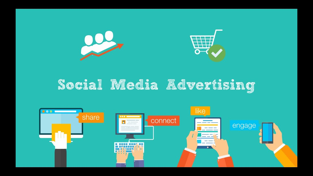 social media handles - social media advertising