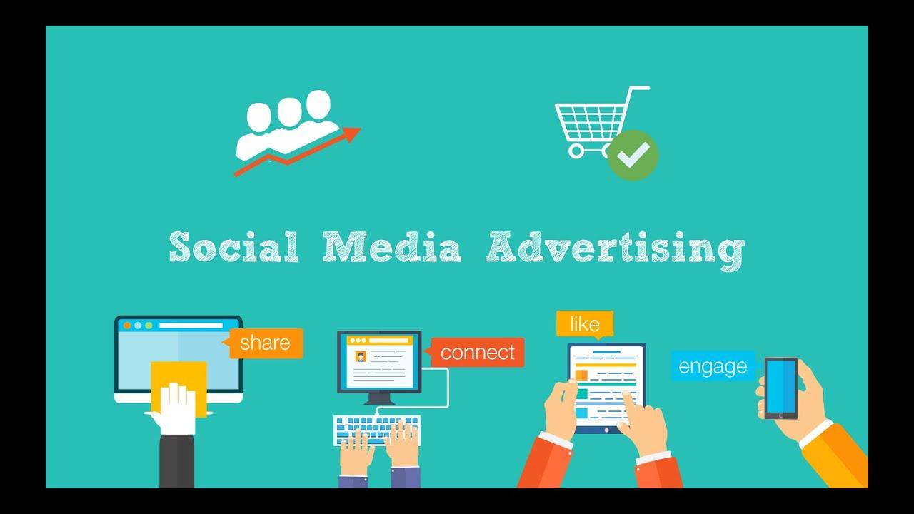 social media handles - social media advertising