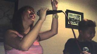 Charice & Alyssa Duet - Beyonce Love On Top