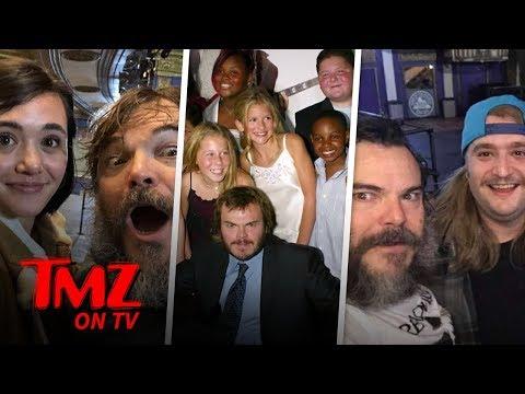 Jack Black Had A School Of Rock Reunion! | TMZ TV