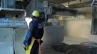 Ünye Mermer Fabrikası ST Kesim