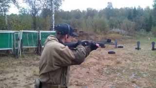 МР-155 первые выстрелы (или что бывает, если не читать паспорт)(, 2014-09-14T13:56:13.000Z)