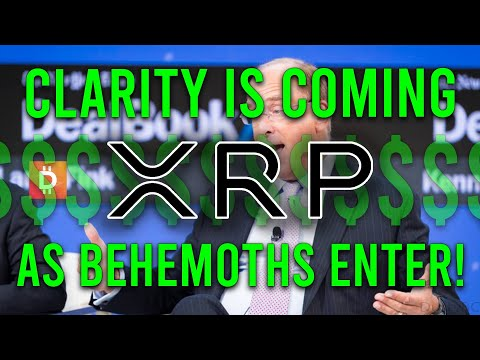 Ripple XRP News: More Clarity This Week, $6.84 Trillion Behemoth Into Crypto & Financial System XRP