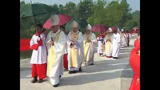 Thánh lễ khai mạc Năm Thánh của Giáo Hội Công Giáo Việt Nam P1