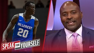 Makur Maker choosing Howard over bigger schools is 'huge' - Wiley | CBB | SPEAK FOR YOURSELF