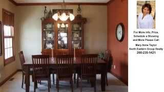 3585 Franklin Drive, Auburn, In Presented By Mary Anne Taylor.