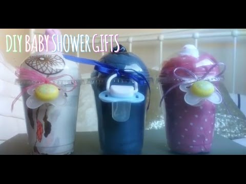diy how to make baby shower gifts youtube