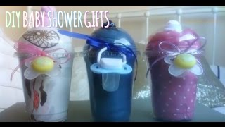 DIY: How to Make Baby Shower Gifts