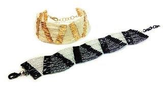 Tutorial: beaded bracelet