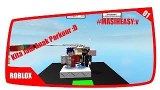Ada bulat bulat :D !!! | #1 | Roblox Mega Fun Obby Indonesien | Ft. Indonesien Gaming