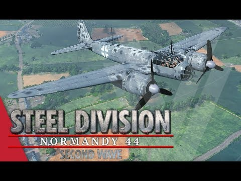 TGPT Round 1! Steel Division: Normandy 44 - Nicholas Fricke vs Meta11ic (Game 1, Odon)