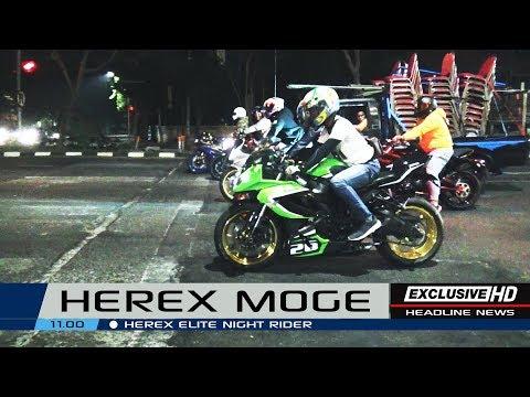 HEREX MOGE SURABAYA NIGHT RIDER | HEREX ELITE