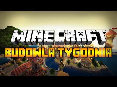Minecraft: Budowla Tygodnia - Sredniowieczne Miasta [#2]