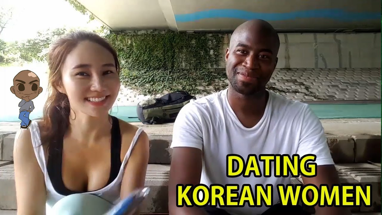 Dating a korean american woman