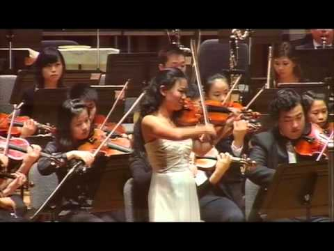 Qian Zhou - Bartok Rhapsody No. 1 for Violin and Orchestra