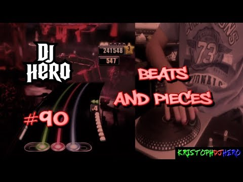 DJ Hero - First Official Beats And Pieces Expert 100% Full Combo!