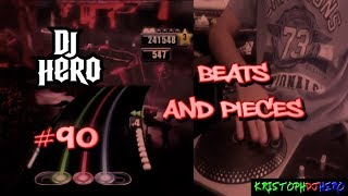 DJ Hero - First Official Beats And Pieces Expert Full Combo!