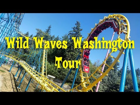 Wild Waves Washington Tour and Review with Bryan