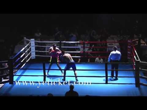 Dyah Davis fight in Pompano Beach