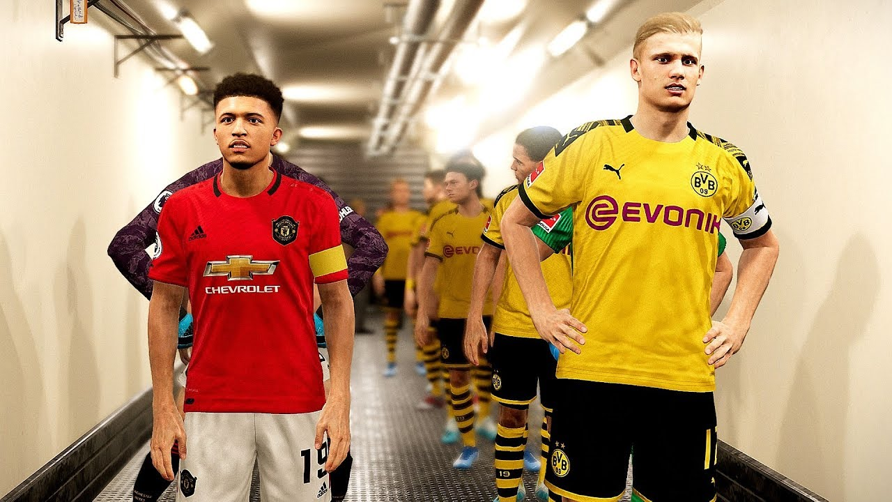 Manchester United Vs Dortmund